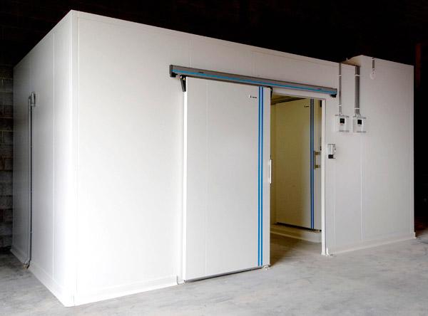 Холодильная комната своими руками